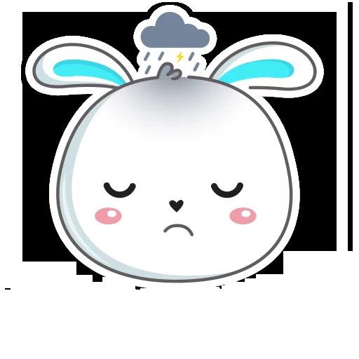 BigEaredRabbit messages sticker-1