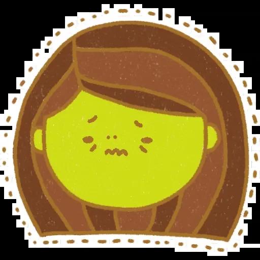 欧漏漏老师 messages sticker-3