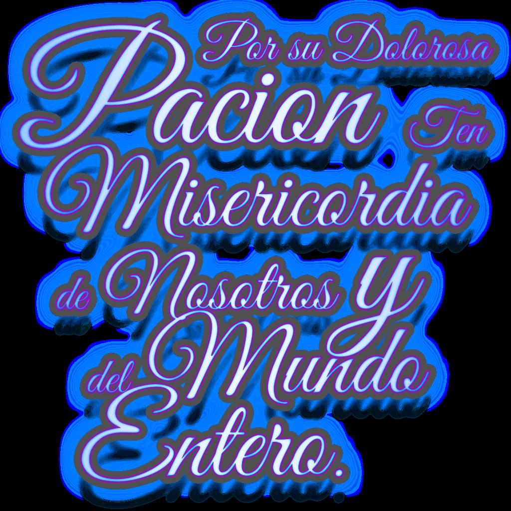 Coronilla Misericordia messages sticker-4