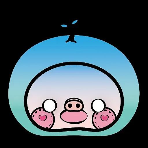 青青青包包 messages sticker-5