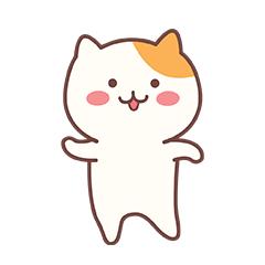 Naughty Little Cat messages sticker-9