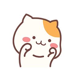 Naughty Little Cat messages sticker-7