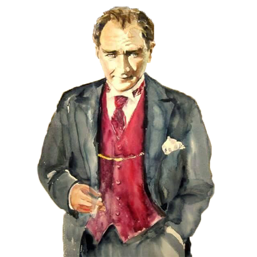 Ataturk Mustafa Kemal Stickers messages sticker-9