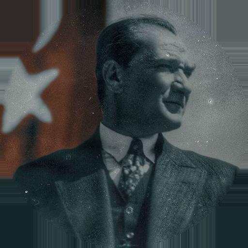 Ataturk Mustafa Kemal Stickers messages sticker-6