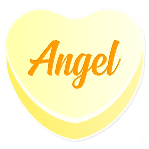 Candy Hearts Love messages sticker-0