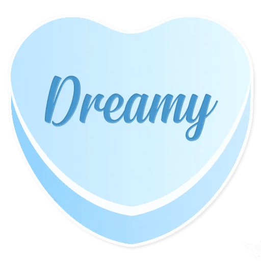 Candy Hearts Love messages sticker-11