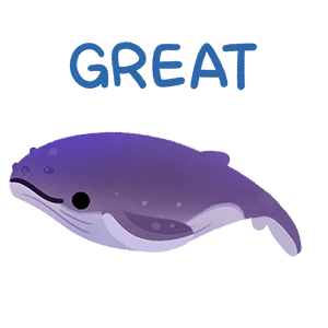 Cetaceans day messages sticker-3