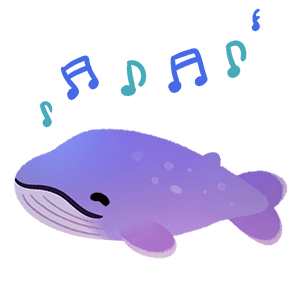 Cetaceans day messages sticker-2