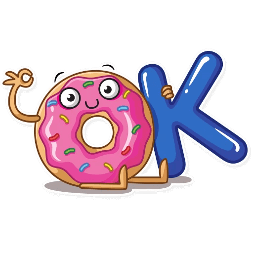 Coffee with Donut Stickers messages sticker-9