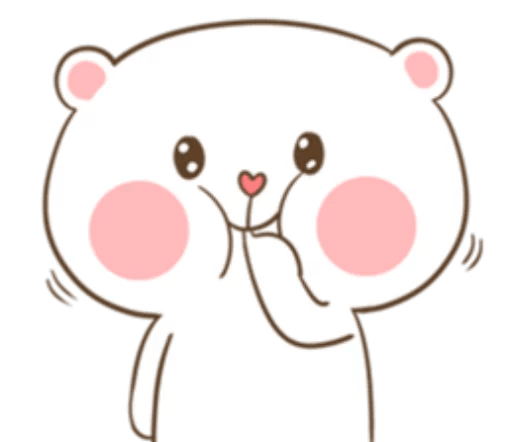 TuaGom Cute Rabbit messages sticker-2