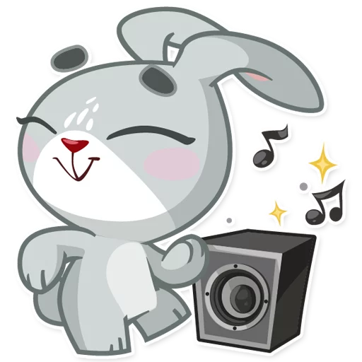SillyBunny messages sticker-1
