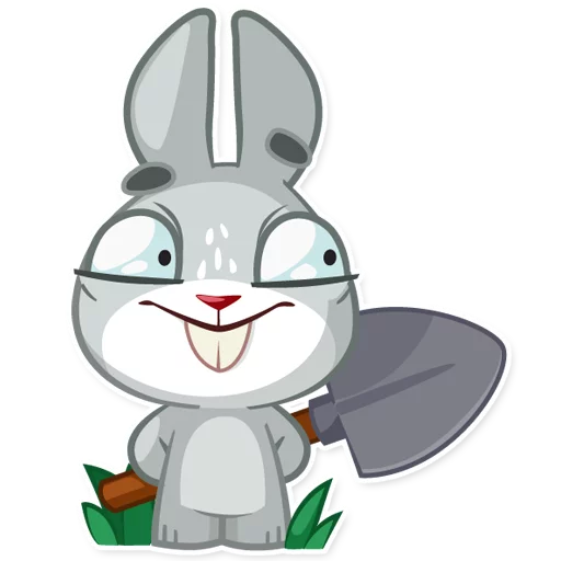 SillyBunny messages sticker-7