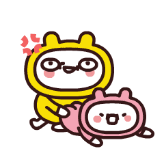 Yellow Small Buns messages sticker-5