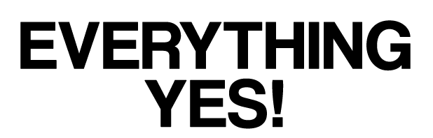 Everything Yes messages sticker-0