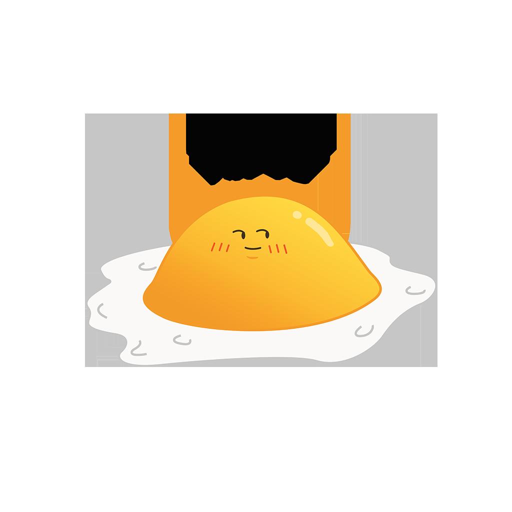 艾哥煎蛋 messages sticker-8
