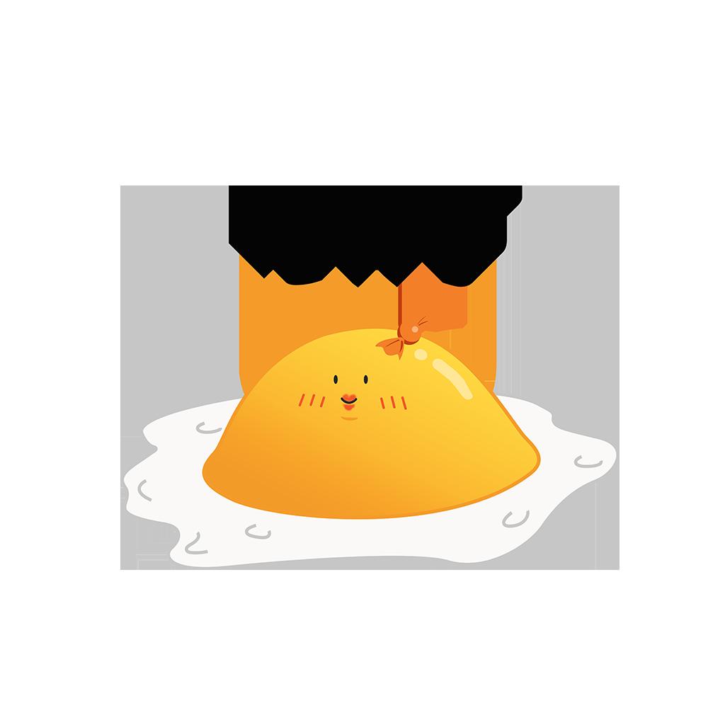 艾哥煎蛋 messages sticker-3