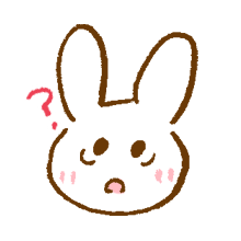 涂鸦兔子 messages sticker-7