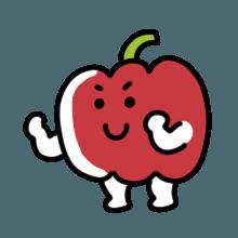 多彩胖辣椒 messages sticker-6