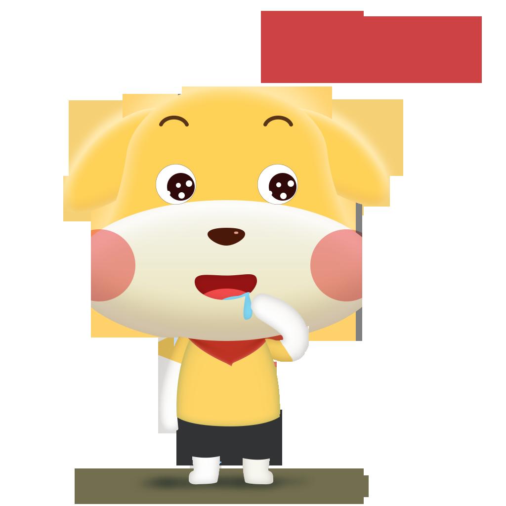 HappyDog messages sticker-5