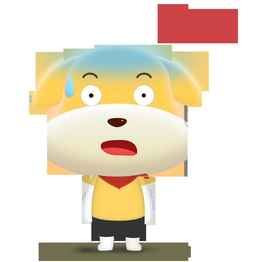 HappyDog messages sticker-7