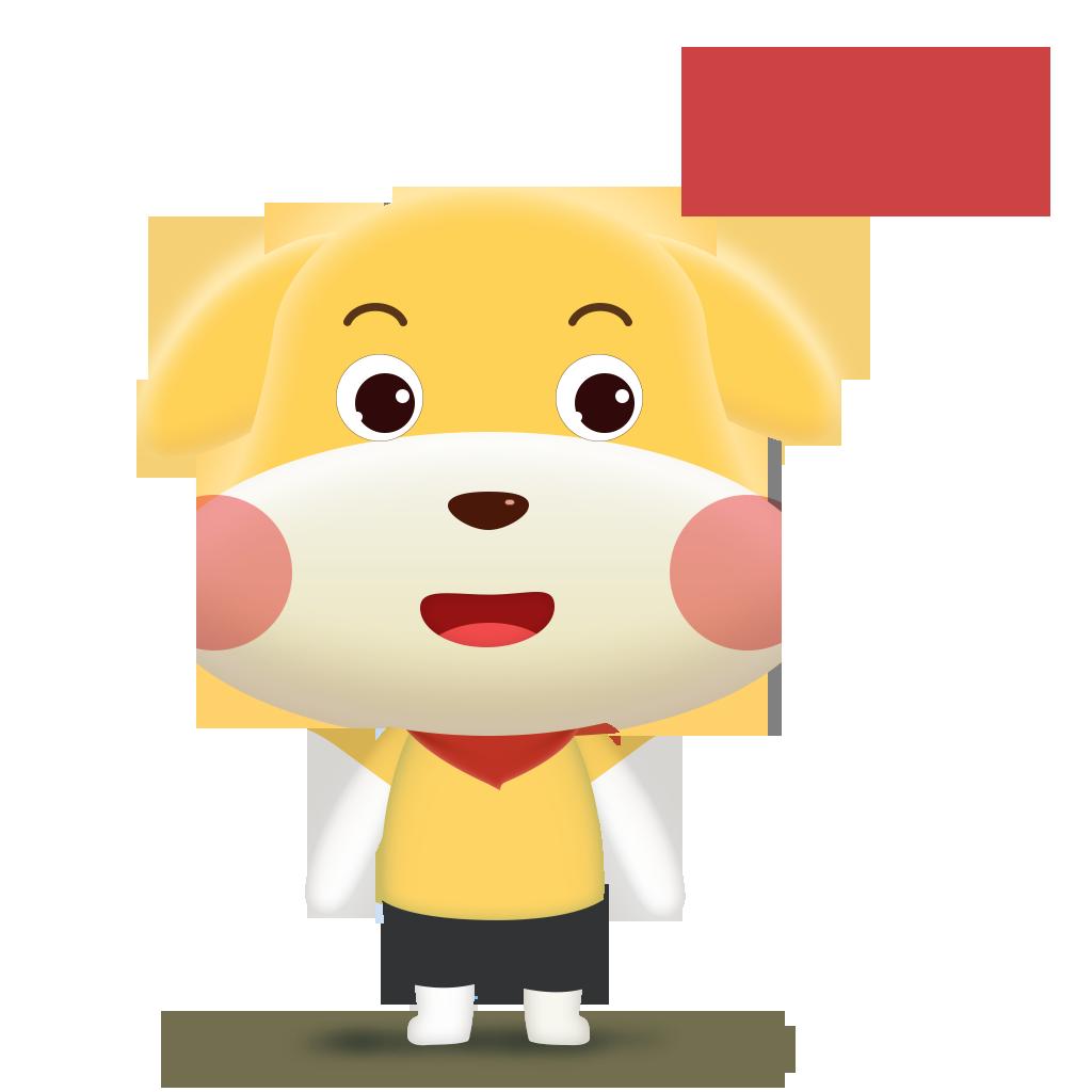 HappyDog messages sticker-9