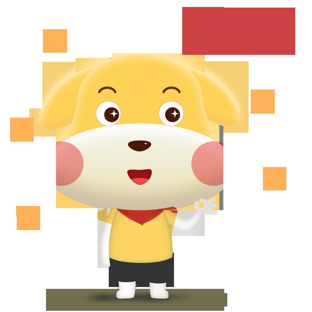 HappyDog messages sticker-8