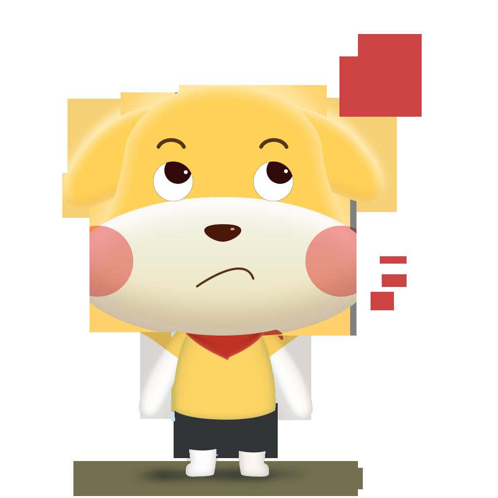 HappyDog messages sticker-10