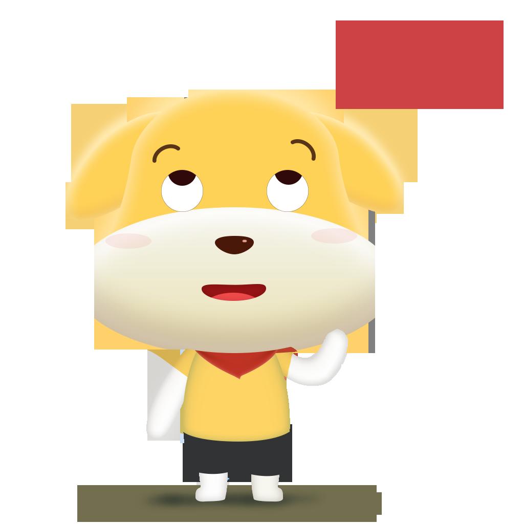 HappyDog messages sticker-2