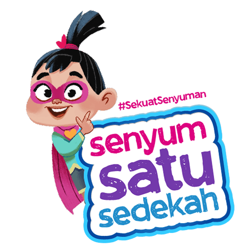 Senyum Sikit messages sticker-9