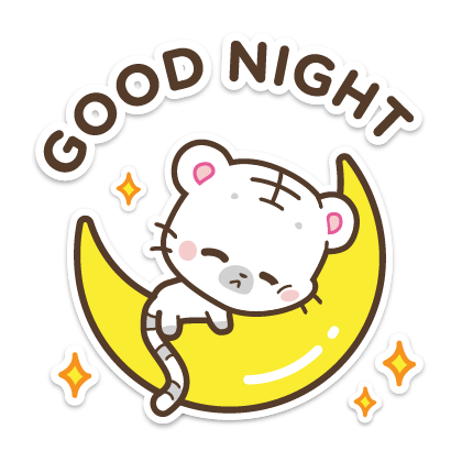 Ginger and Lily Tigers messages sticker-2