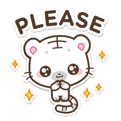 Ginger and Lily Tigers messages sticker-11