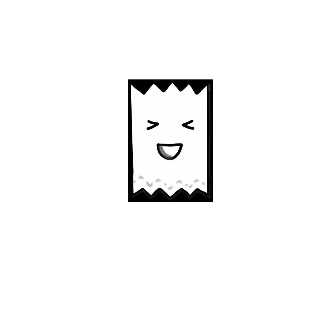 Tissue's emotion Stickers messages sticker-11