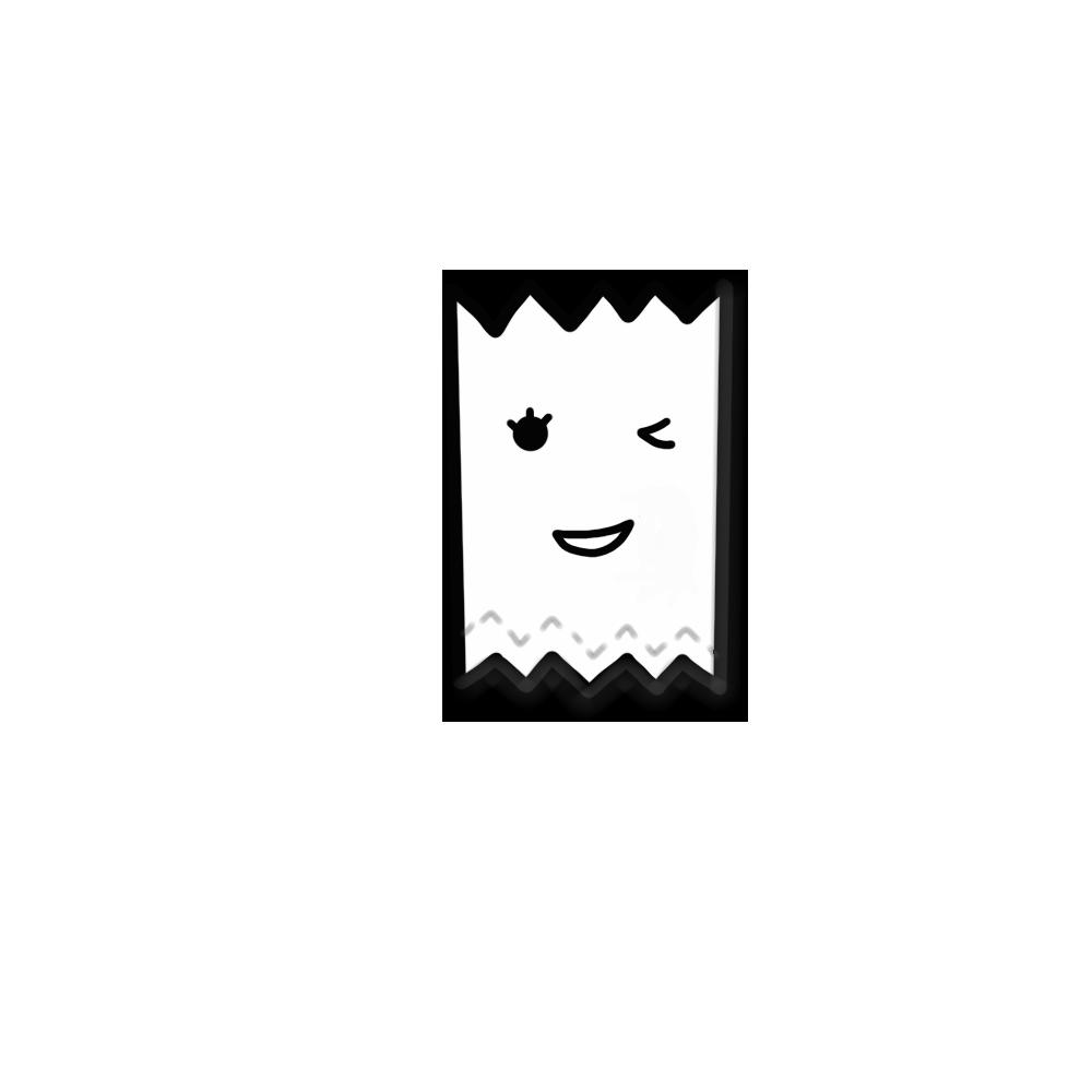 Tissue's emotion Stickers messages sticker-5