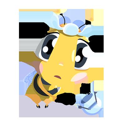 Word Bee Blitz messages sticker-2