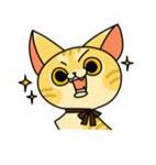 LovelyCat Sticker messages sticker-2