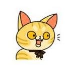 LovelyCat Sticker messages sticker-3