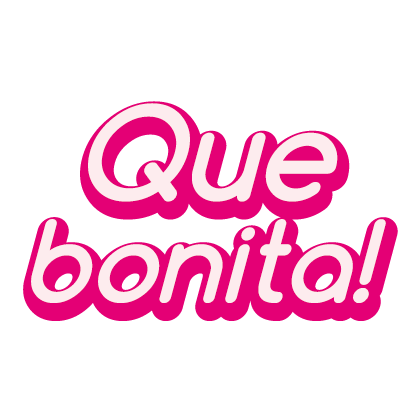 Spanish lettering for iMessage messages sticker-3