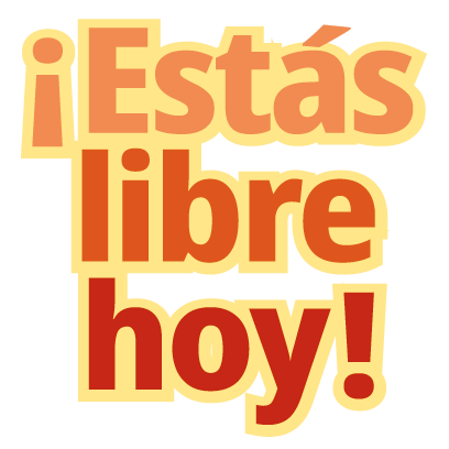 Spanish lettering for iMessage messages sticker-8