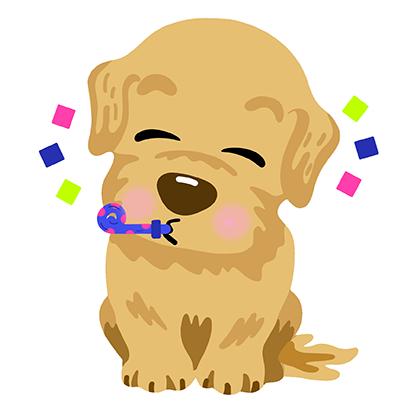 Cute Doggies messages sticker-0