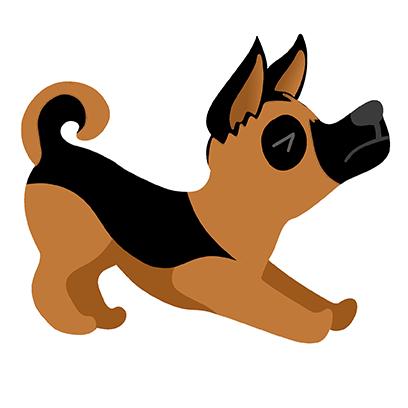 Cute Doggies messages sticker-3