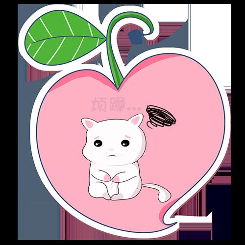 小蟠桃 messages sticker-1