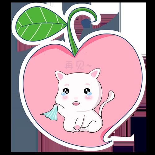 小蟠桃 messages sticker-7