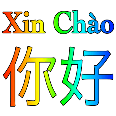 Chinese Vietnames messages sticker-1