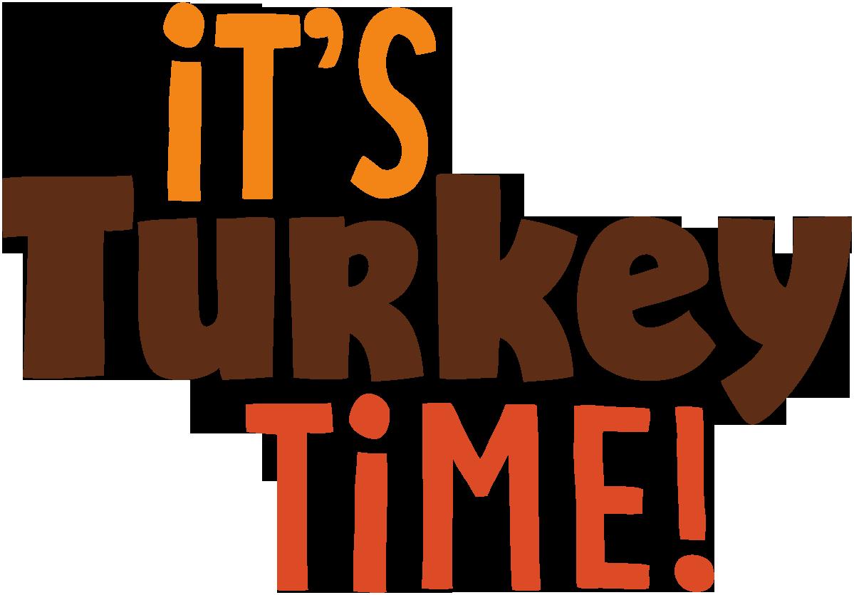 Turkey Time Stickers messages sticker-4