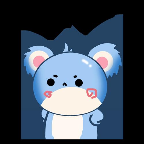 XiaofigYinYg messages sticker-11