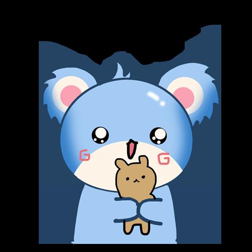XiaofigYinYg messages sticker-4