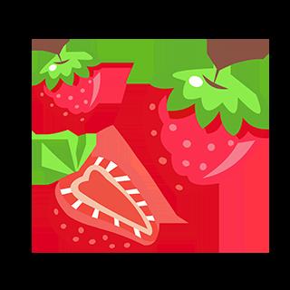 小草莓-sweet messages sticker-4