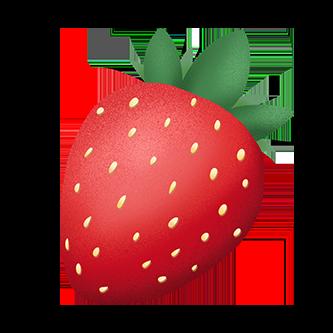 小草莓-sweet messages sticker-1