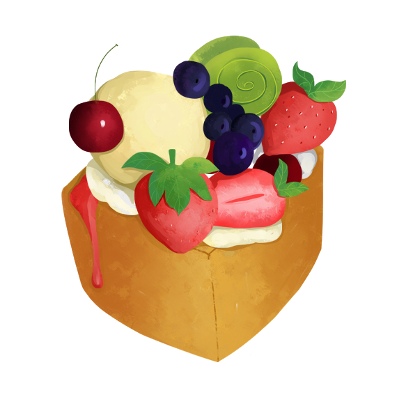 贝拉小食 - Emoji messages sticker-7