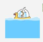 gaga鸡 messages sticker-7